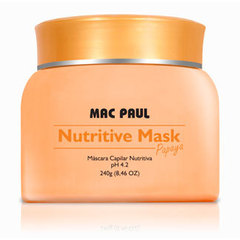 Mac Paul Profissional - Nutritive Mask 240ml