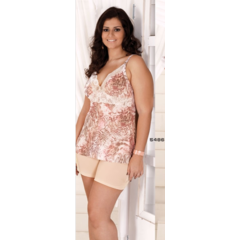 SHORT DOLL PLUS SIZE RECCO 5486