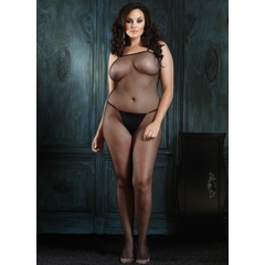BODYSTOCKING PLUS SIZE ARRASTÃO LEG AVENUE 8670Q