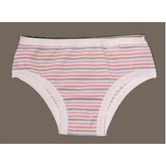 Kit com 3 calcinhas infantil cotton IF85