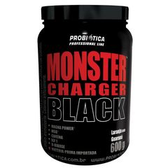 Monster Charger Black