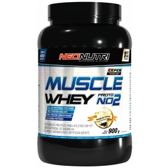 """""""NeoNutri"""" Muscle Whey Protein NO2 - 900g"""