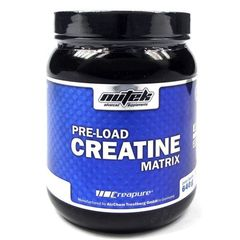 """Nutek"" Pre-Load Creatine Matrix - 640g"