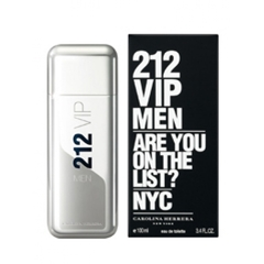 """Carolina Herrera"" 212 VIP Men EDT"