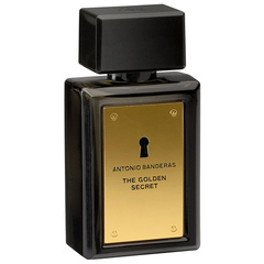 """Antônio Banderas"" The Golden Secret EDT"
